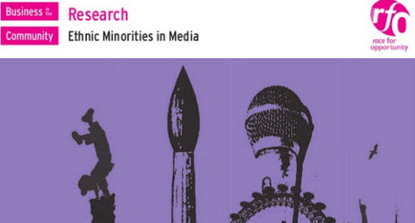Ethnic Minority in Media UK