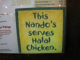 Nando Halal Chicken