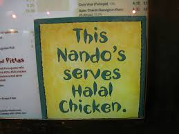 Nando Halal Chicken