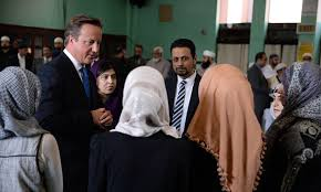 """David Cameron calls for English tests for """"Muslim spouses"""""""