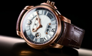Swiss watches sees signs of growth